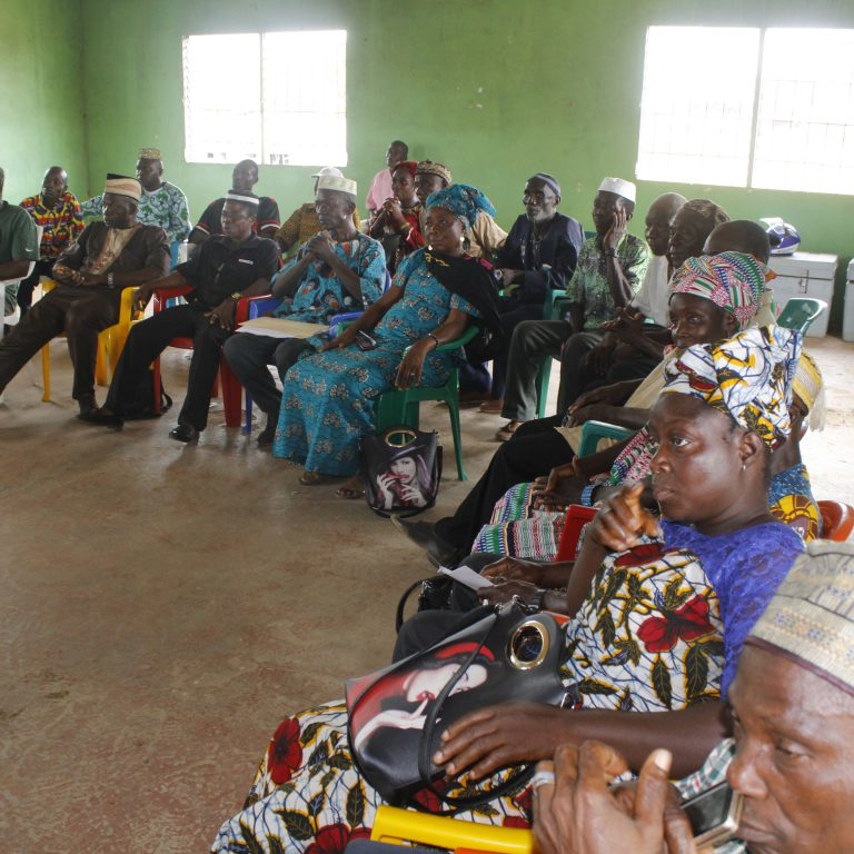 Elders of Bomi County
